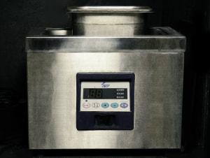 超音波温熱洗浄器