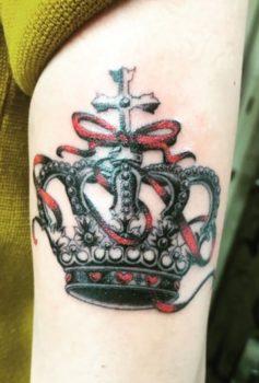 カラー 王冠 クラウン