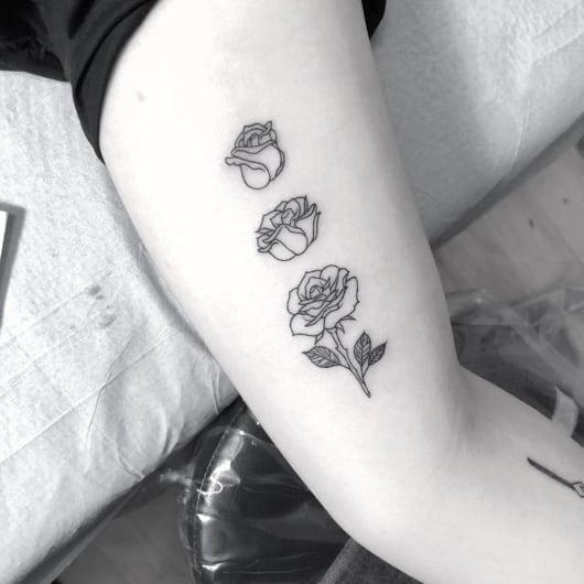 ガールズ 薔薇 バラ