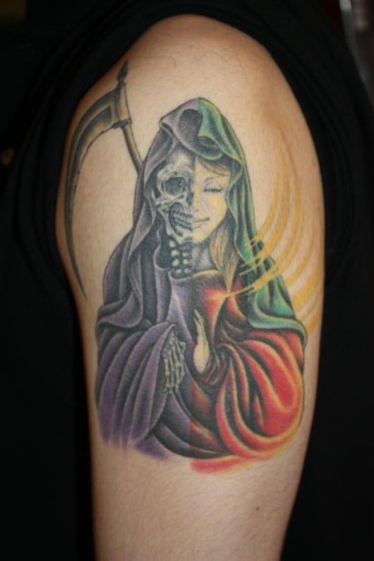 カラー 死神 マリア