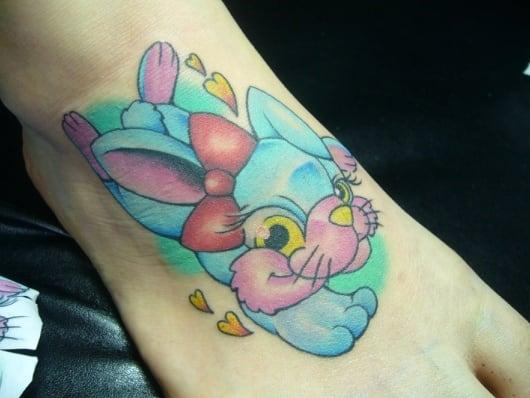 カラー うさぎ rabbit