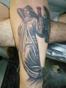 ブラック&グレー ギリシャ神話・ネメシス