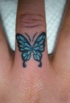 スモールサイズ 蝶