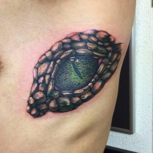 リアリスティック 目 eye