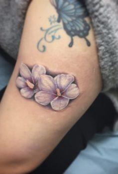 リアリスティック 花