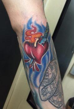 カラー ハート heart